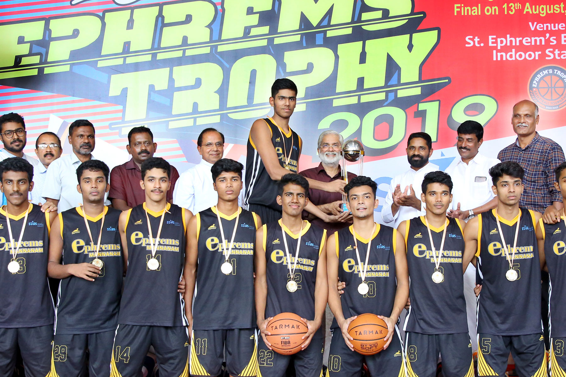 Ephrems trophy 2019-2020
